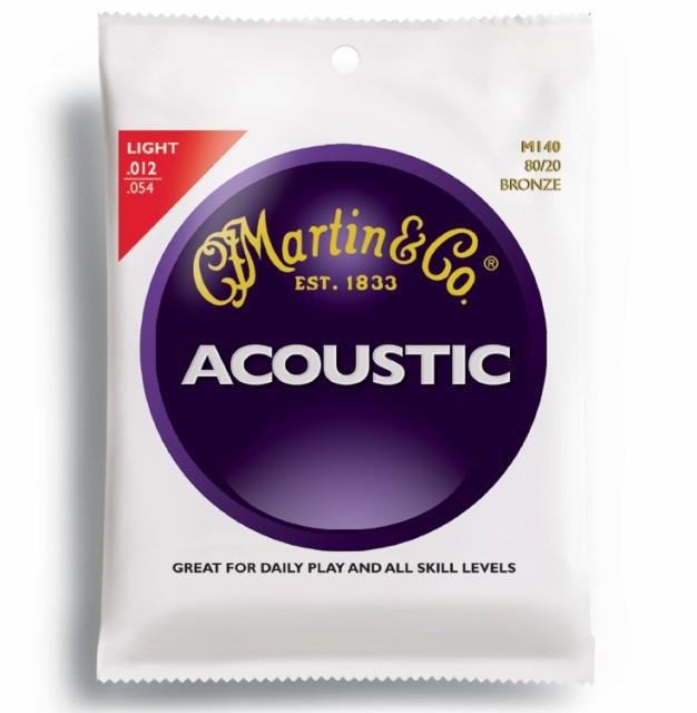 MARTIN(マーチン弦) 「M140×3セット」ライト・ゲ...