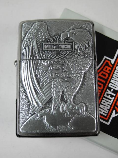 ジッポーZippo ハーレー/Harley Davidsonイーグ...