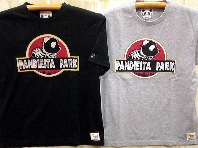 PANDIESTA JAPAN 半袖Tシャツ パンディエスタパ...