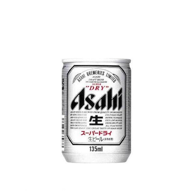 アサヒ スーパードライ 135mlケース(24本)