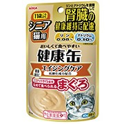 【アイシア】11歳ころから シニア猫用健康缶パ...