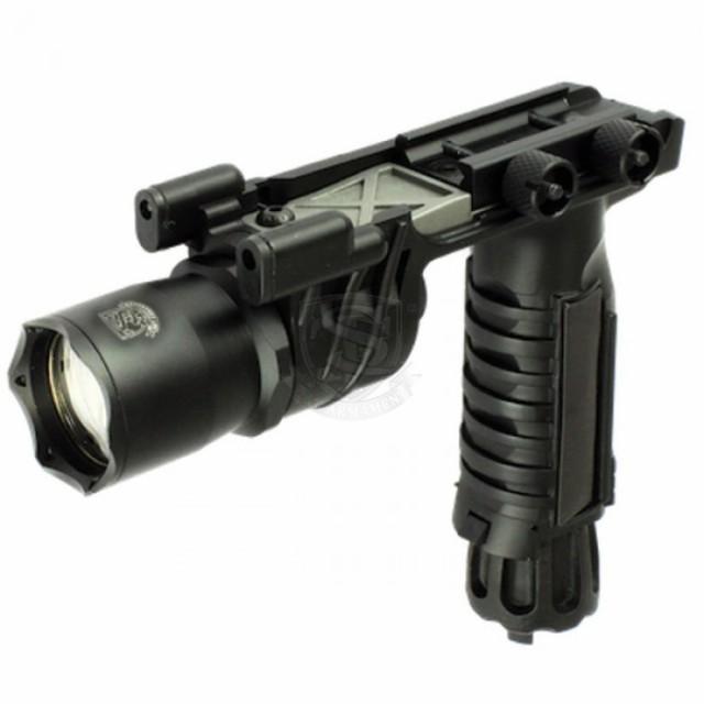 S&T M910タイプ フラッシュライト BK LED