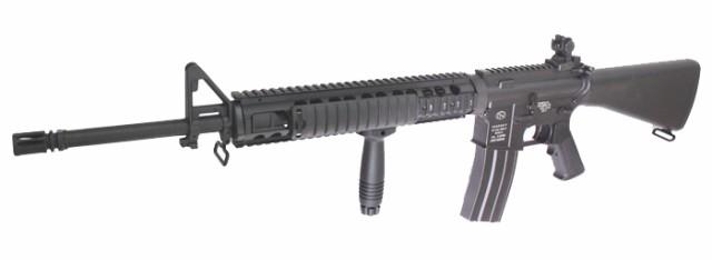 【値引き!45%OFF】A&K M16A4 RAS フルメタル電...