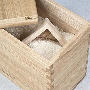 【送料無料】お米の保存に適した桐材を使用『桐の...