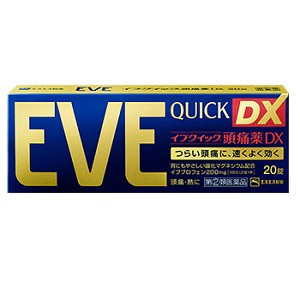 【第(2)類医薬品】頭痛に!イブクイック頭痛薬DX...