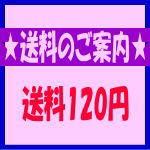 ★☆★速達送料[120円]のご案内★☆★