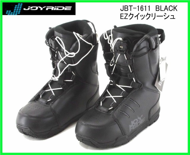 2016 JOYRIDE JBT-1611 BLACK ジョイライド クイ...
