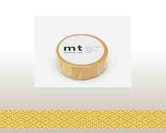 mt マスキングテープ(1巻)mt1P◆花菱・菊◆MT01...