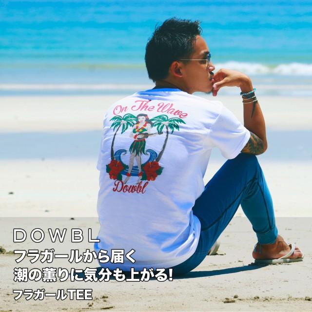 DOWBL/ダブル/フラガールTee【全1色】