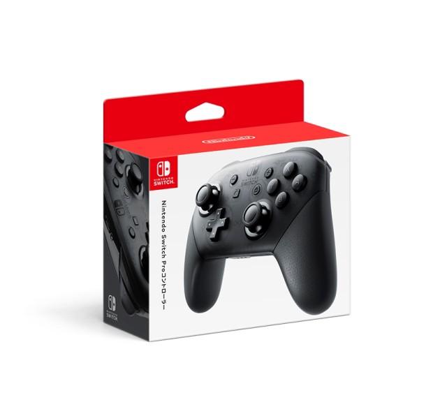 *新品*【Switch専用】Nintendo Switch Proコント...