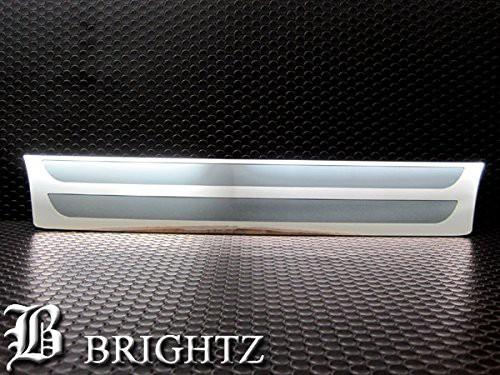 BRIGHTZ ハイゼットトラック 200 超鏡面ステンレ...