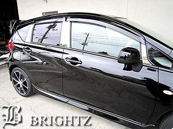 BRIGHTZ ノート E12 NE12 超鏡面ステンレスメッキ...