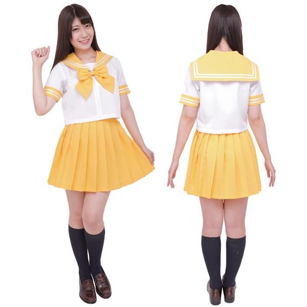 「制服 黄色」の画像検索結果