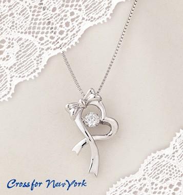 """クロスフォーニューヨーク """"Dancing Gift heart"""" ..."""