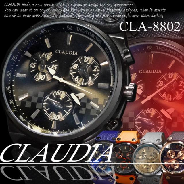 【ケース付き&送料無料♪】◇-CLAUDIA- 腕時計 ...