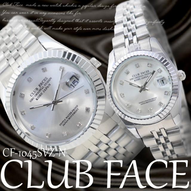 【ケース付き&送料無料♪】◇CLUB FACE  腕時計...