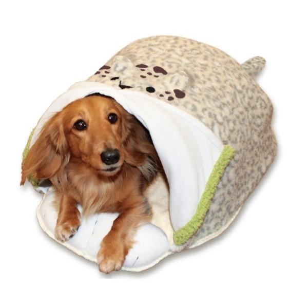 【Sサイズ:ペット用ベッド】電気のいらない暖か ...