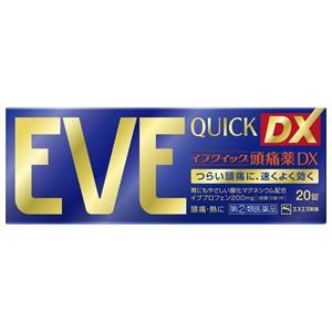 【指定第2類医薬品】 イブクイック頭痛薬DX ...