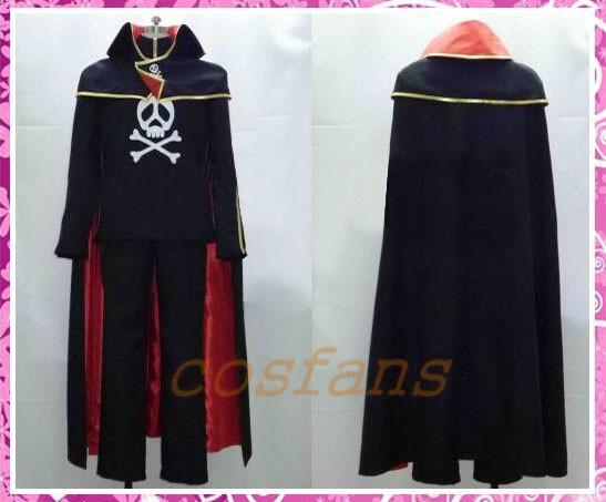 コスプレ衣装 宇宙海賊 キャプテン・ハーロック