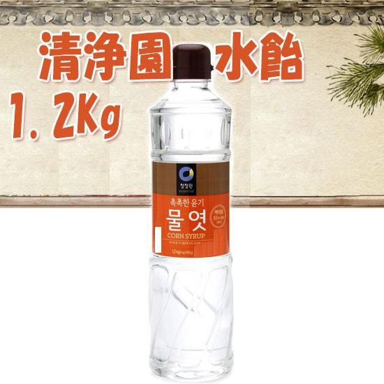 ★清浄園  水飴 1.2Kg★韓国食品市場★簡単ヤ...