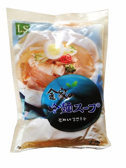 ★新商品★金家 水冷麺のスープ(300g)★韓国...