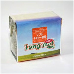 【オリミツ】ロングマットソフト(800g)小動物/...