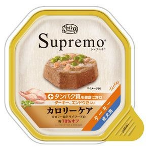 【シュプレモ】カロリーケア 全犬種用 成犬用 タ...