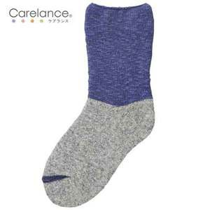 【Carelance(ケアランス) お風呂上りの靴下 コッ...
