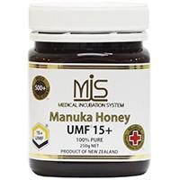 【MIS】マヌカハニー 250g 【UMF15+...