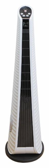 ヒーテック タワー型涼風・温風機「トーレ・ビアンカ」 TH-100