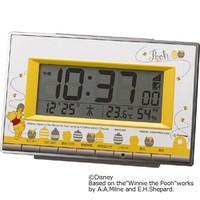 ◆リズム時計 アラームデジタル【ディズニー く...