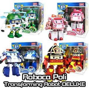 (先払いのみ)韓国おもちゃ Robocar Poli(ロボ...