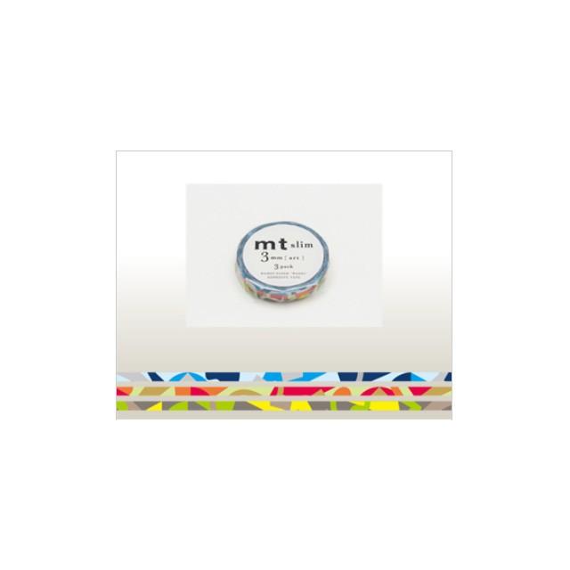 mt slim【アート】マスキングテープ/3mm/MTSLIMS1...