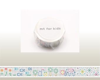 mt マスキングテープ★mt for kids【紐絵】MT0...