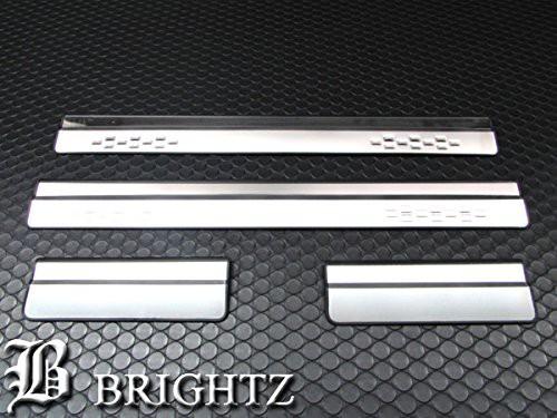 BRIGHTZ シルフィ TB17 ステンレスメッキエントラ...