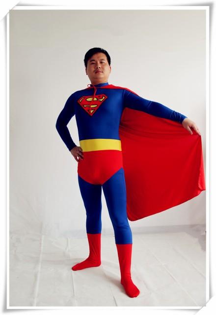 コスプレ衣装 スーパーマン 子供 大人 Superman  ...