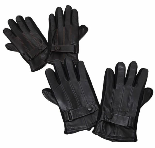 【タッチパネル対応】手袋◆(メンズ、紳士)ベル...