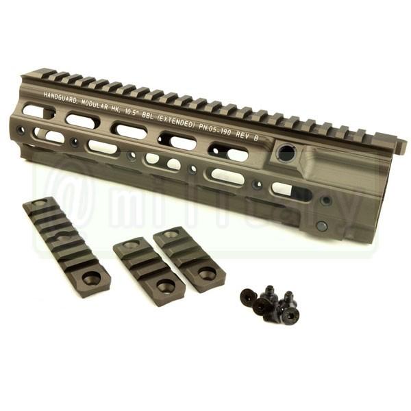 AD HK416用 GEISSELE タイプ SMR 10.5インチ ハ...