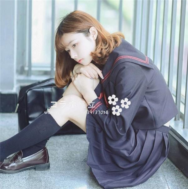 学生服 制服 制服セット セーラー服 女子スカート...