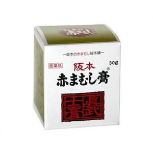dai  阪本 赤まむし膏 30g にきび 手足顔のあ...