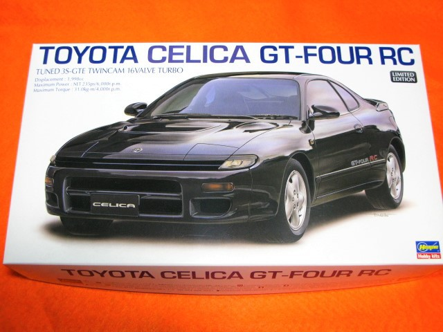 【遠州屋】 TOYOTA CELICA GT-FOUR RC トヨタ セ...