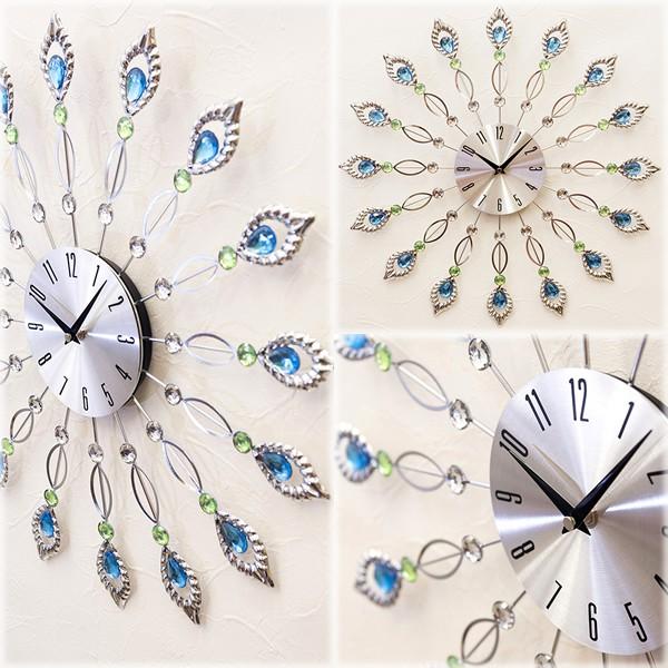 壁掛け時計 デザインウォールクロック 可愛らしい...