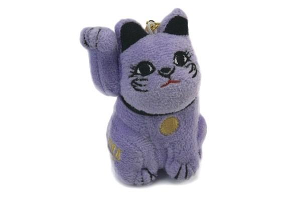 アナスイ ANNA SUI 招き猫 ぬいぐるみ ストラップ...