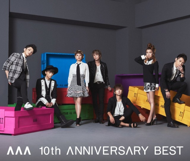 1807 新品送料無料 AAA 10th ANNIVERSARY BEST(AL...