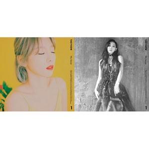 韓国音楽 少女時代のテヨン - 1集 「MY VOICE」(...