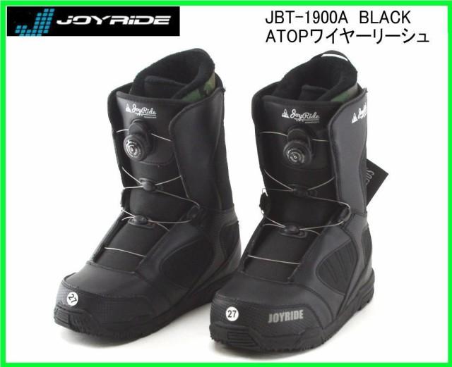 2017 JOYRIDE JBT-1900A BLACK ジョイライド ATOP...