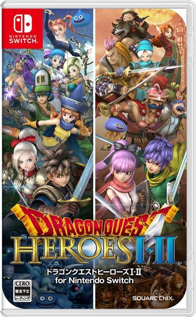 *新品*【Switch】ドラゴンクエストヒーローズI・I...