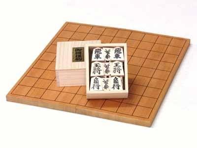 折り将棋盤・木製駒(押彫裏黒)セット PS−OS...