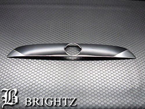 BRIGHTZ ジューク 15 メッキトランクリッドモール...