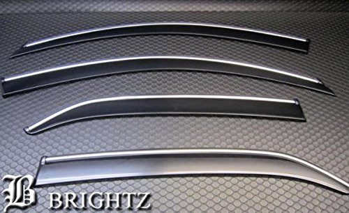 BRIGHTZ マークX 120 121 125 最高級サイドバイザ...